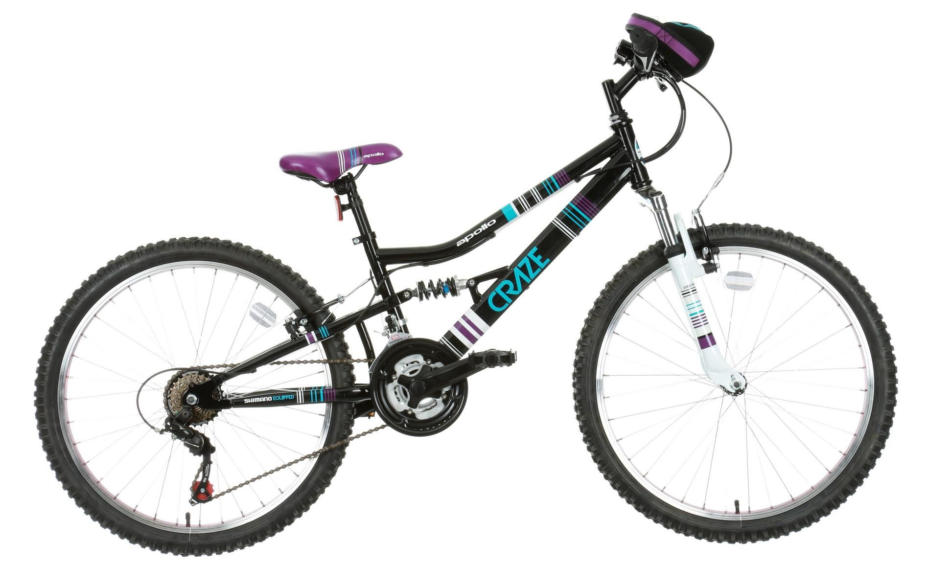Apollo Craze Girls Mountain Bike