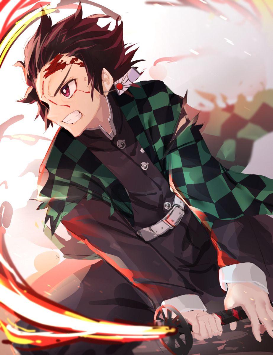 animepopheart たぴおか 止まるな tanjirou (demon slayer