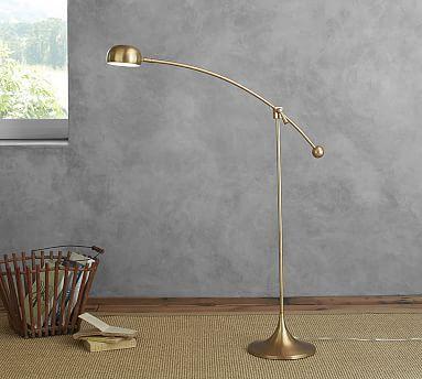 Larkin Led Task Floor Lamp Task Floor Lamp Floor Lamp Lamp