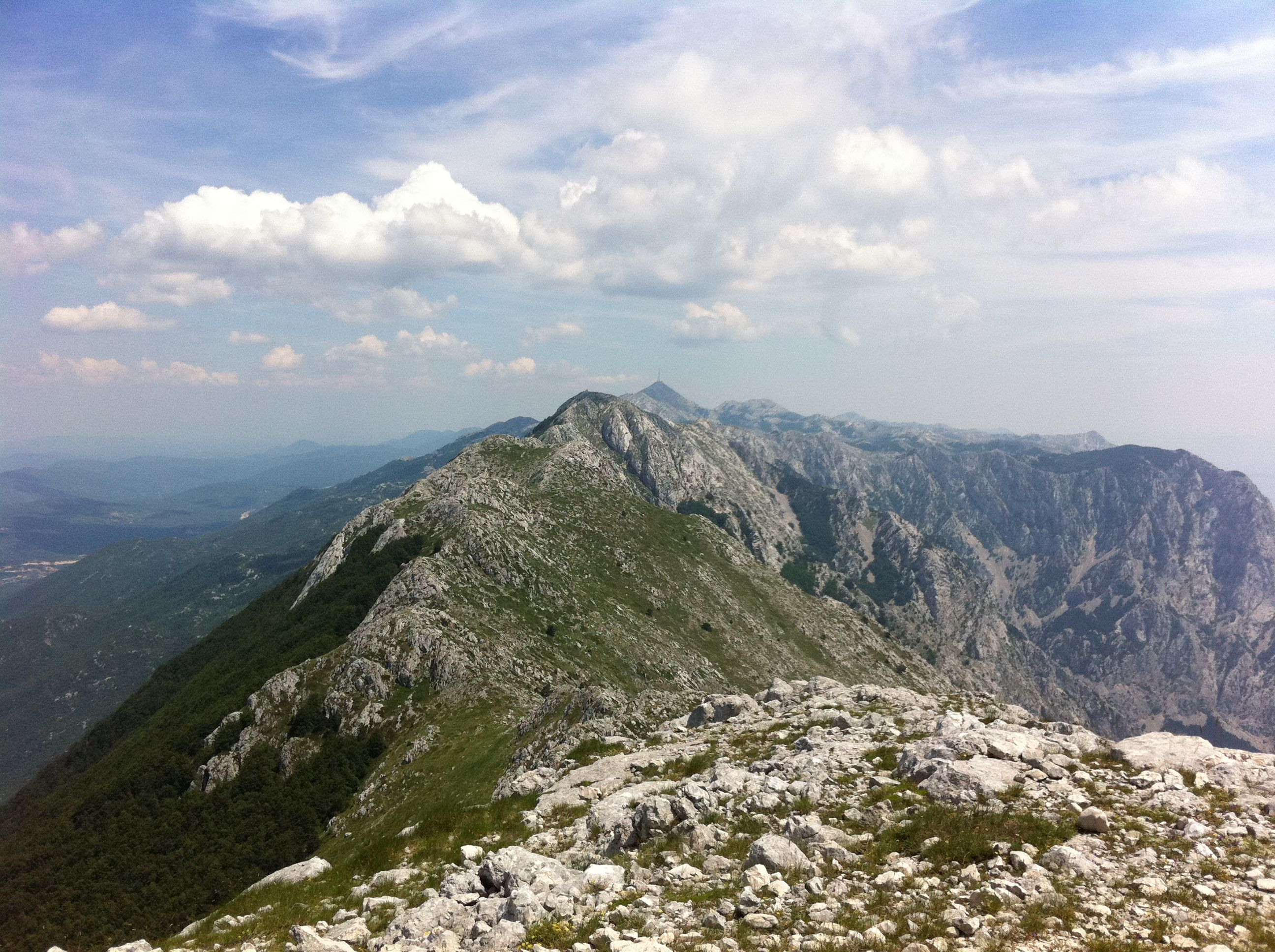Planinarenje Biokovo