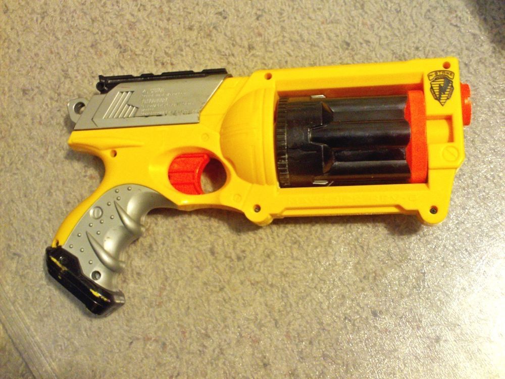 Nerf Toy Gun Strongarm - AED 80