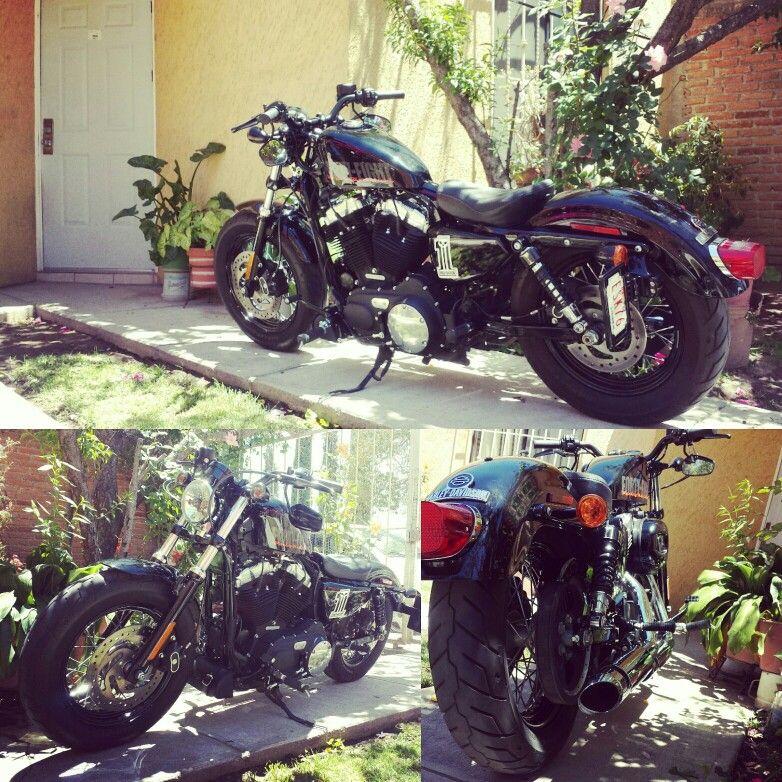 Harley Davidson Sportster 48 Motos