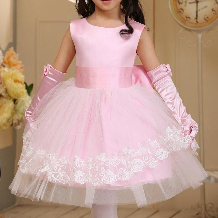 VESTIDO DE FIESTA INFANTIL: vestido de princesa | quinceaños ...