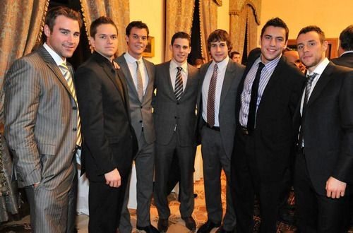 Boys In Suits Boston Bruins Bruins Hockey Players