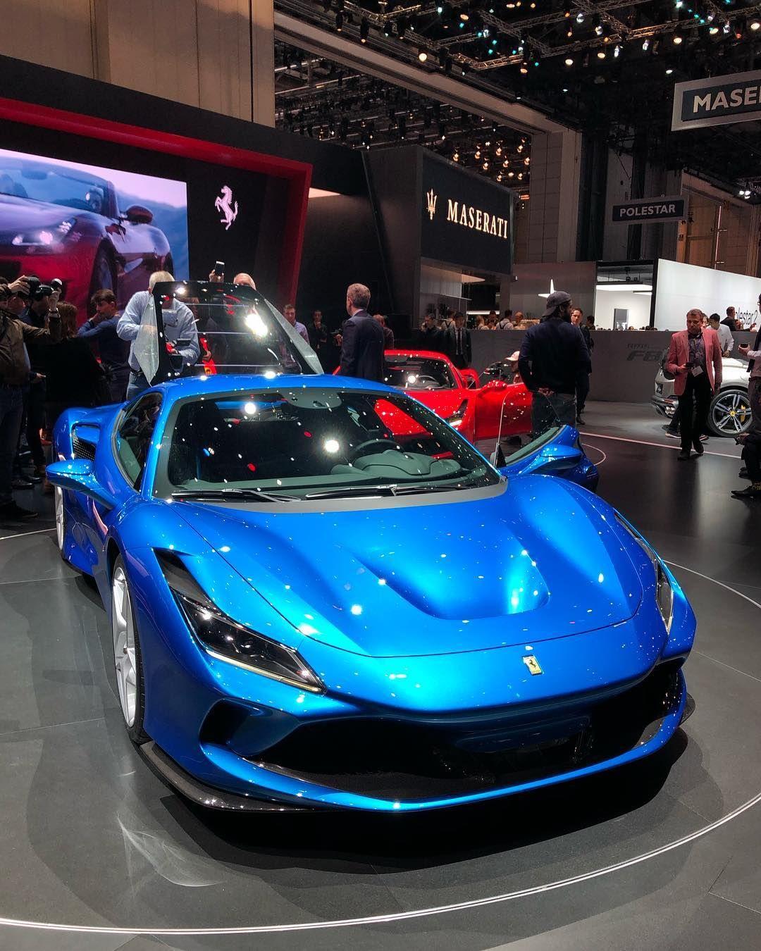 Ferrari F8 Tributo Colors: FOLLOW @SupercarsBuzz For More