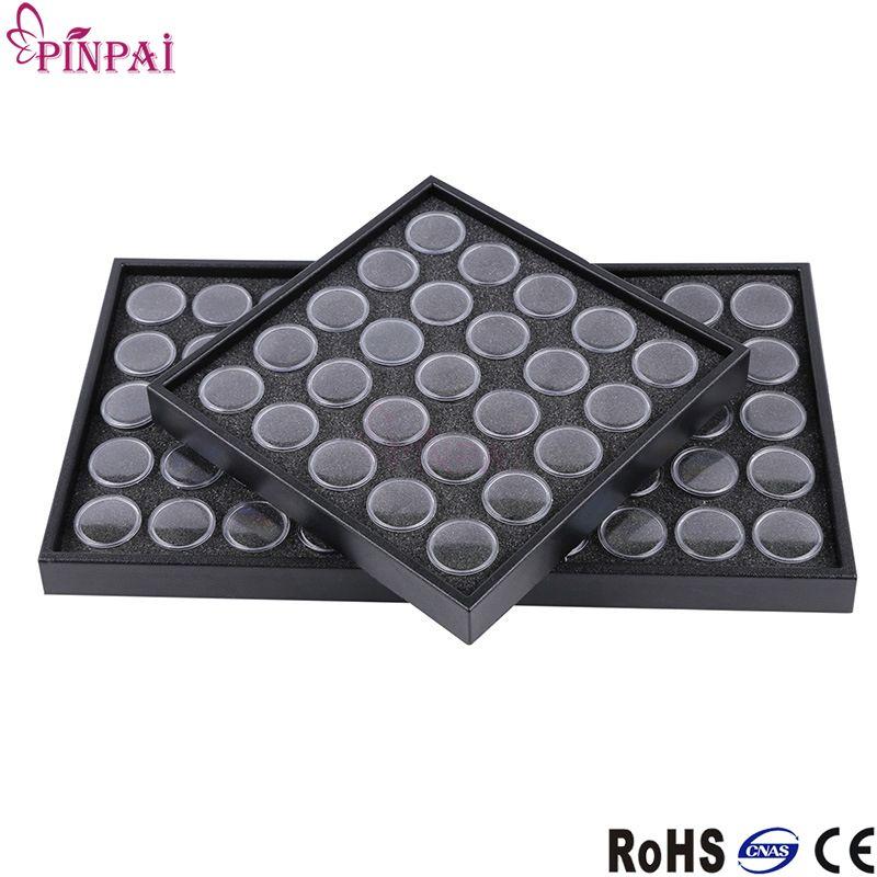 PinPai Dry Flowers Cells 1 Piece 25/50 Grids Empty Storage Box for ...