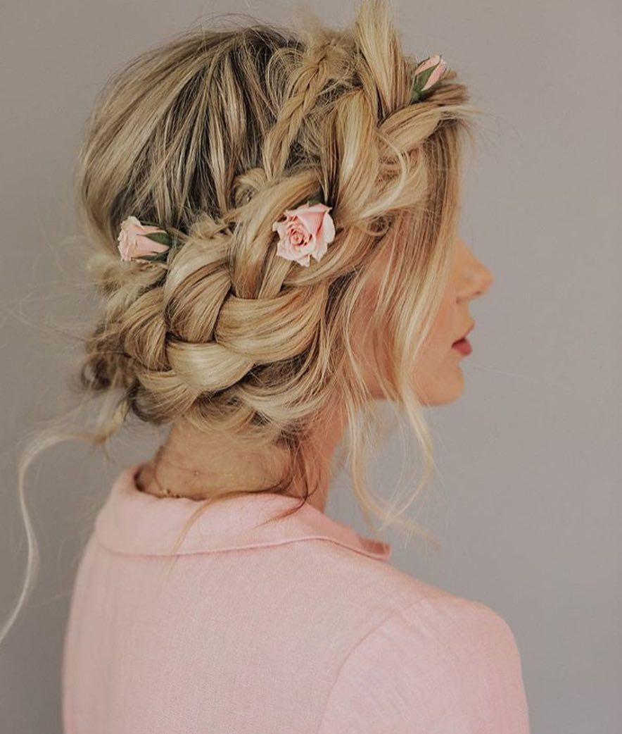 12 Braided Hairstyles Everyone Is Going to Be Wearing in 2019 #loosebraids