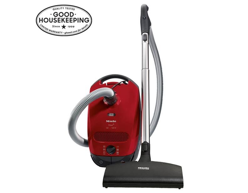 If You Re Looking For A Compact Canister Vacuum That Is Easy To Use And Store Purchase The Miele Classic C1 Titan Dire Canister Vacuum Vacuum Canister Vacuums