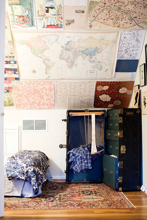 An Atlanta Home With A Thing For The Perfect Paint Color Cool Dorm Rooms Home Decor