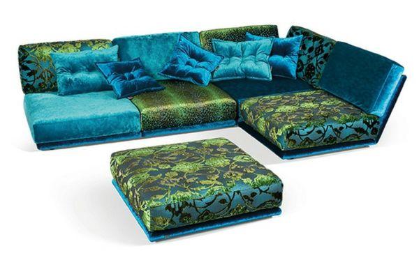 Das Wohnzimmer Mit Napali Sofa Von Bretz Wohnträume Verschönern    #WohnzimmerIdeen