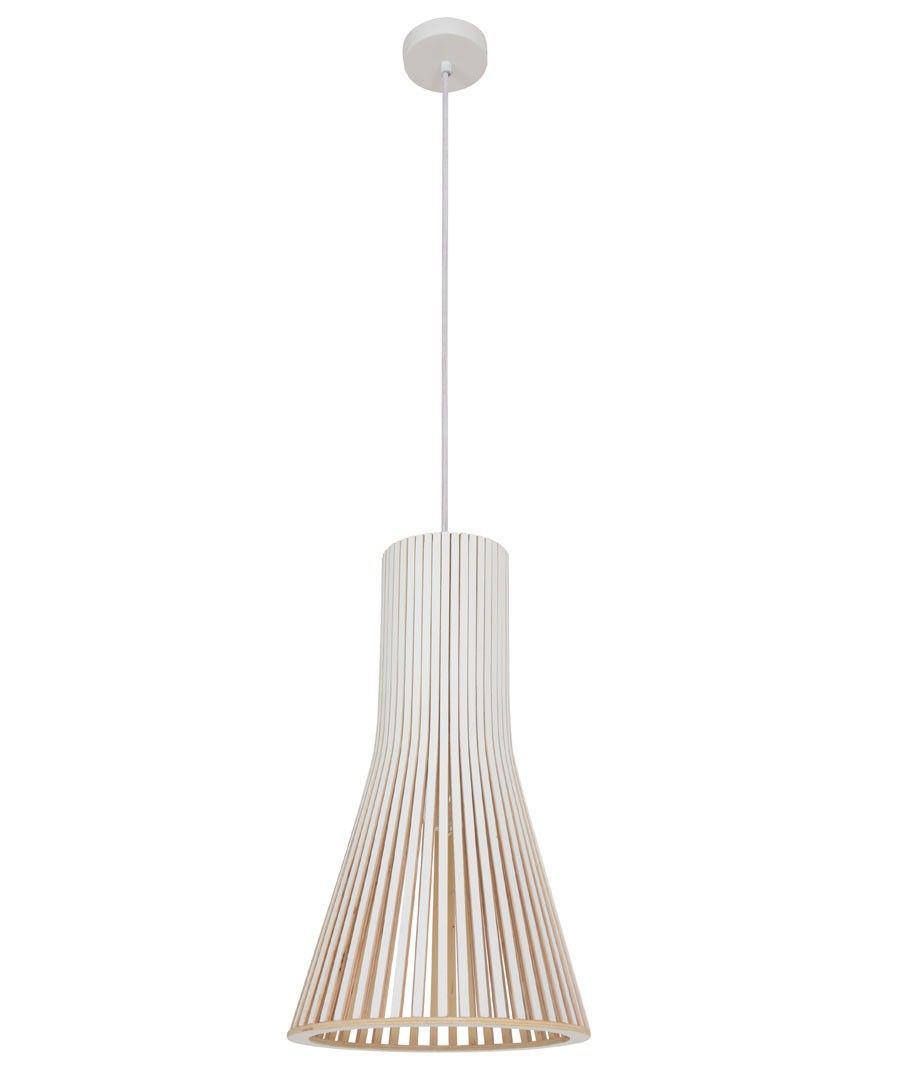 Alix Pendant Beacon Lighting : Alrik light small cone pendant in white lights