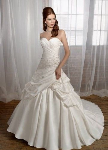 New White Ivory Wedding Dress Bridal Gown Custom Size 2 4 6 8 10 12 14 16 18 20 | eBay