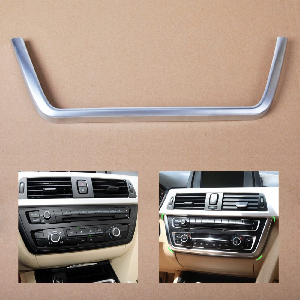 Introducing our lastest beler New Chrome Dashboard Console Cover Trim Decorations for BMW 3 4 Serie