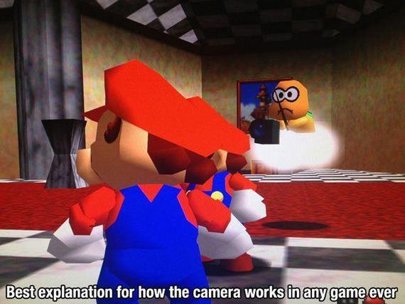 Best explanation for game camera? via Reddit user Omni314   Video