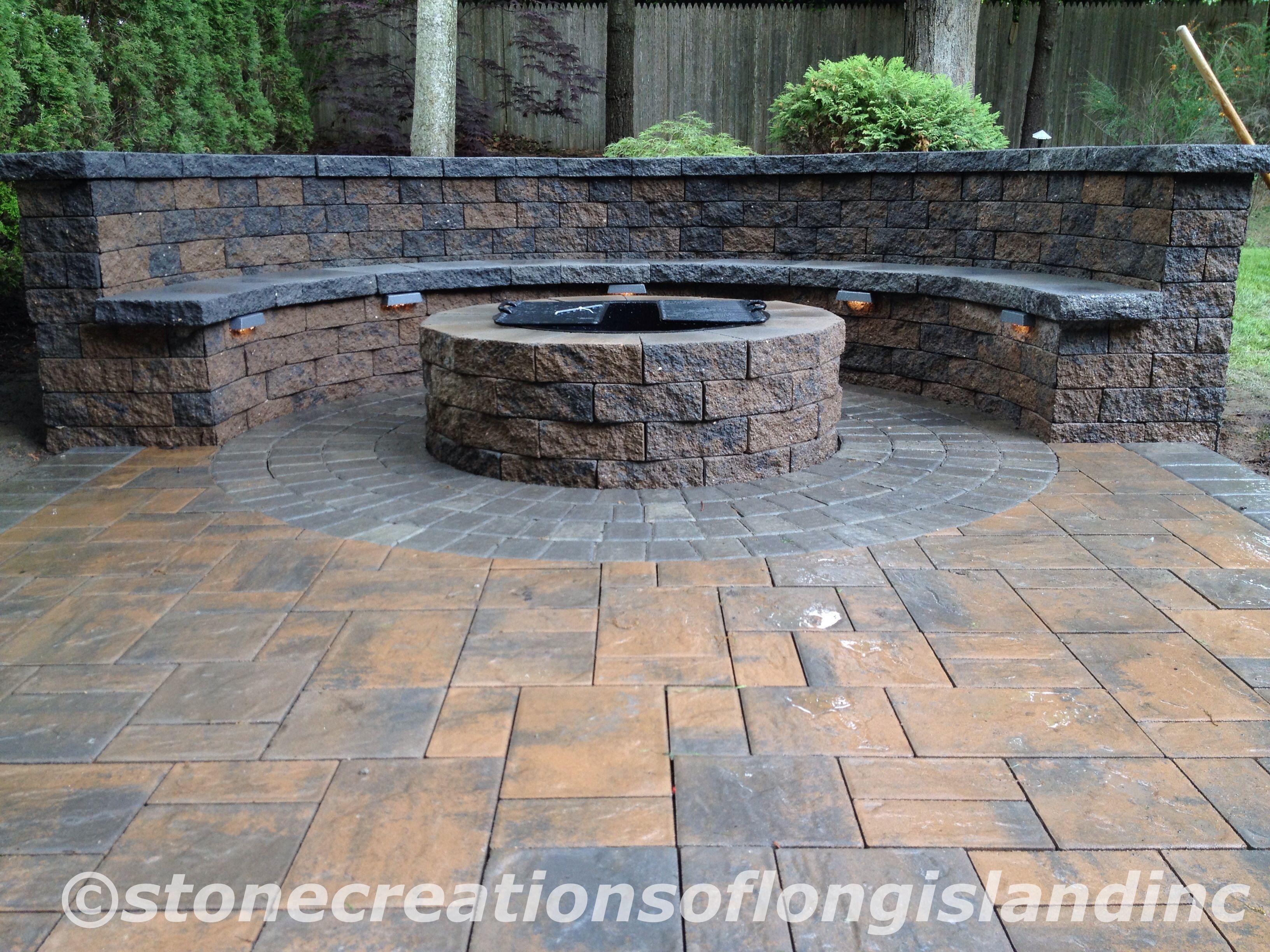 Stone Creationu0027s Of Long Island Paveru0027s And Masonry Corp.