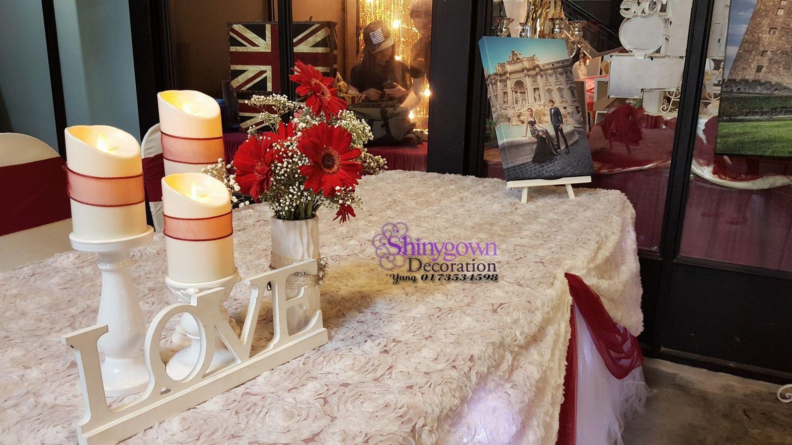 Pin by yang xue shinygown on malaysia wedding decoration malaysia wedding decorations weddings bodas wedding decor wedding junglespirit Images