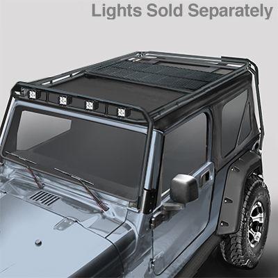 Gobi Racks Roof Rack System For 97 06 Jeep Wrangler Tj Lj Unlimited Jeep Jeep Wrangler Tj Wrangler Tj