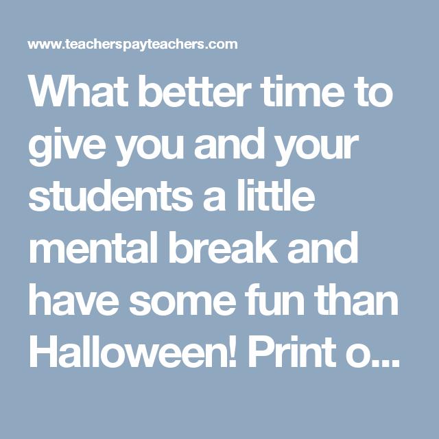 Halloween Bingo: Slope and Linear Equations | Halloween bingo ...