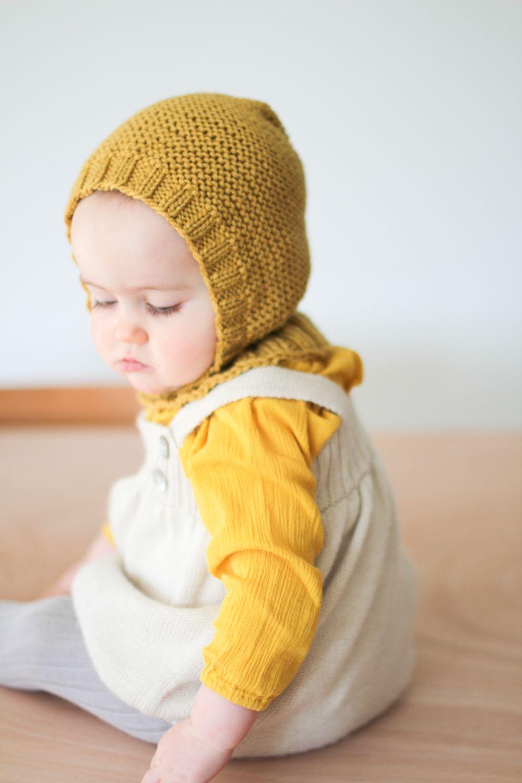 a11f07ae743e les tricots de Granny  petite cagoule   Tricot   Tricot, Tricot bébé ...