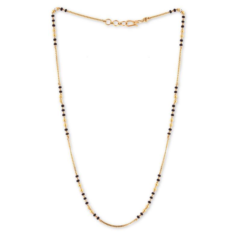 Malabar Gold Mangalsutra Andaaaaaahjy Malabargoldjewellery Gold Mangalsutra Designs Gold Mangalsutra Black Beaded Jewelry