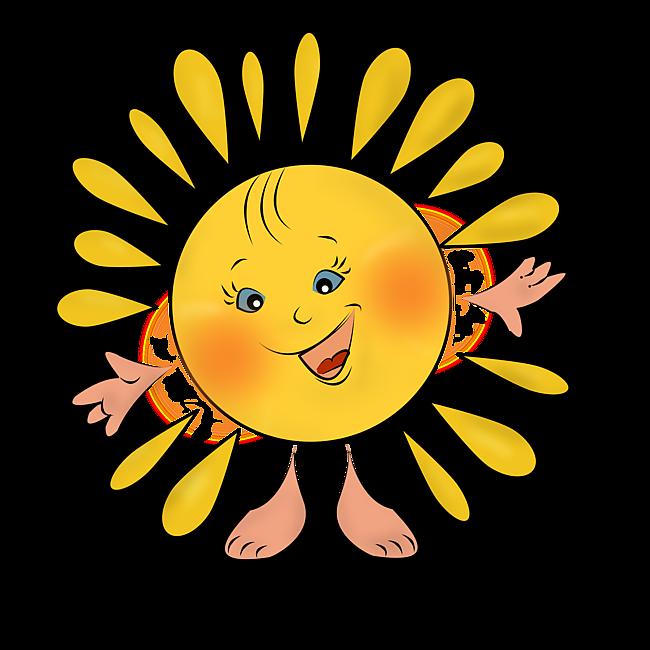 Открытки солнышке