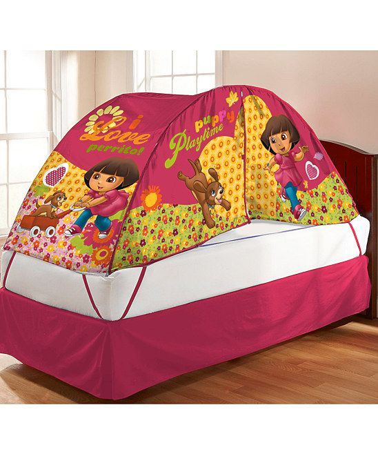 Dora Bed Tent | Daily deals for moms babies and kids  sc 1 st  Pinterest & Dora Bed Tent | Daily deals for moms babies and kids | Ginger Boo ...