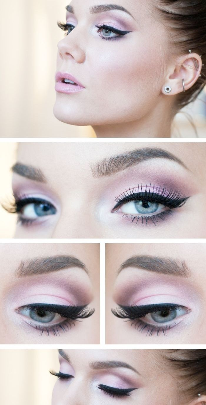 pretty in pink | face it in 2018 | pinterest | makeup, eye makeup