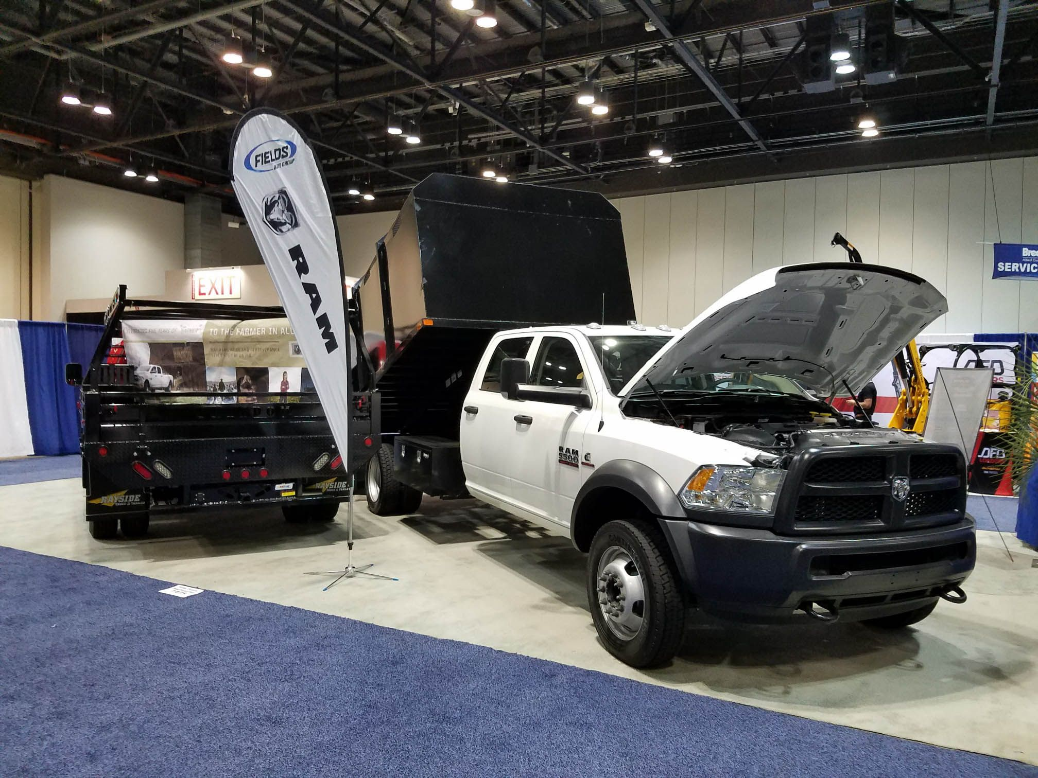 Fields Chrysler Jeep Dodge Ram S Commercial Truck Department Was Recently Featured In The Florida Nursery Growers And Chrysler Jeep Used Luxury Cars Jeep Dodge