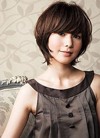 Short Japanese Hairstyle For Girl Japanese Hairstyle Japanese Short Hair Short Hair Styles