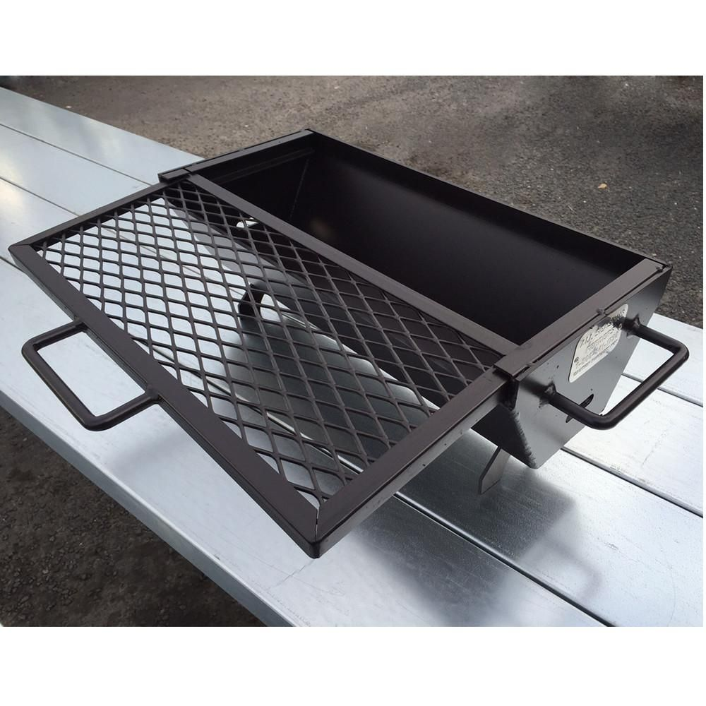 texas hibachi backyard hibachi grill charcoal grill metal grill. Black Bedroom Furniture Sets. Home Design Ideas