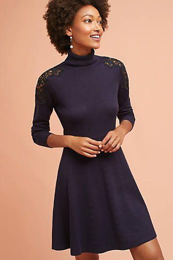 Gwynne Turtleneck Dress