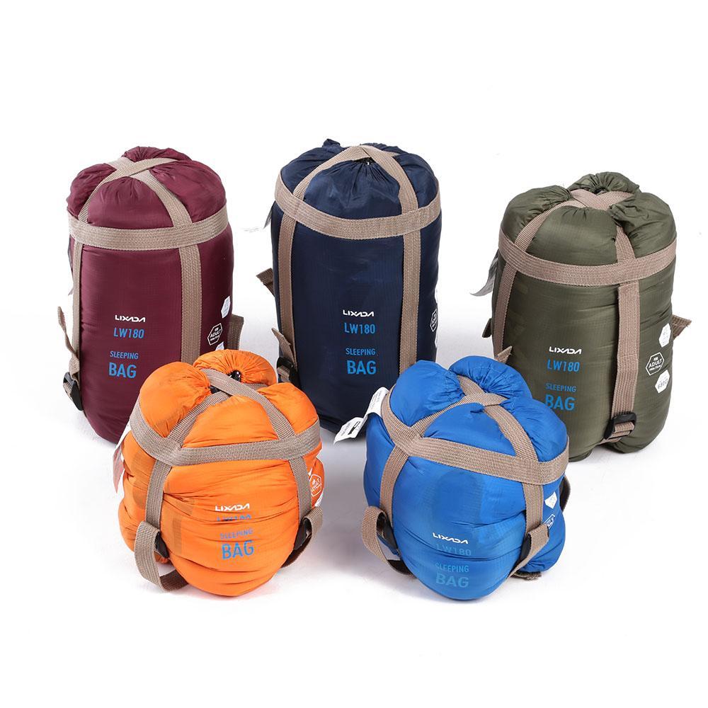 Travel Light And Sleep Compression Sleeping Bag