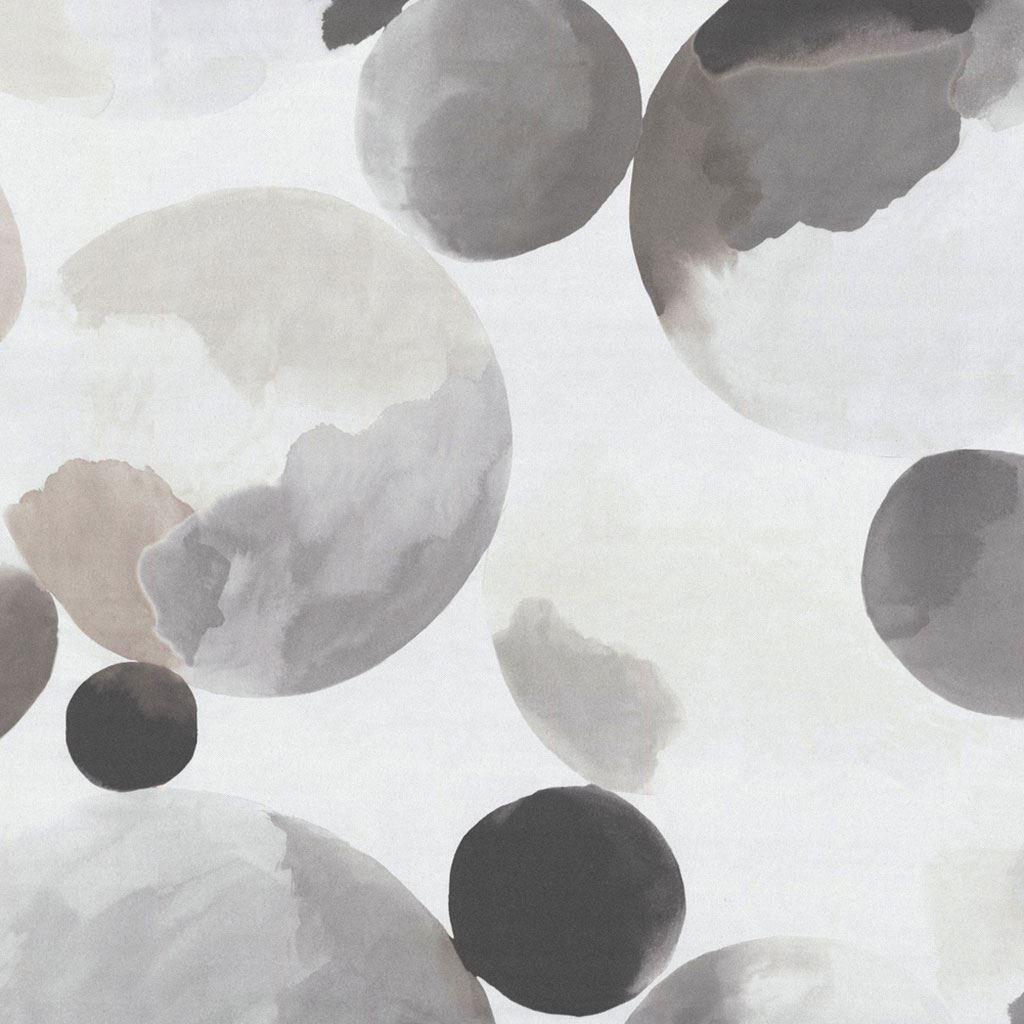 Tissu Obscurcissant Aquarelle Gris Aquarelle Tissu Et Tissus