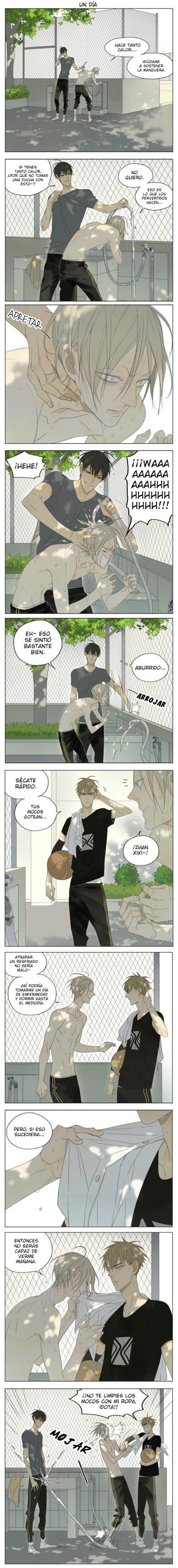19 Days Capítulo 8 página 1 (Cargar imágenes: 6) - Leer Manga en Español gratis en NineManga.com