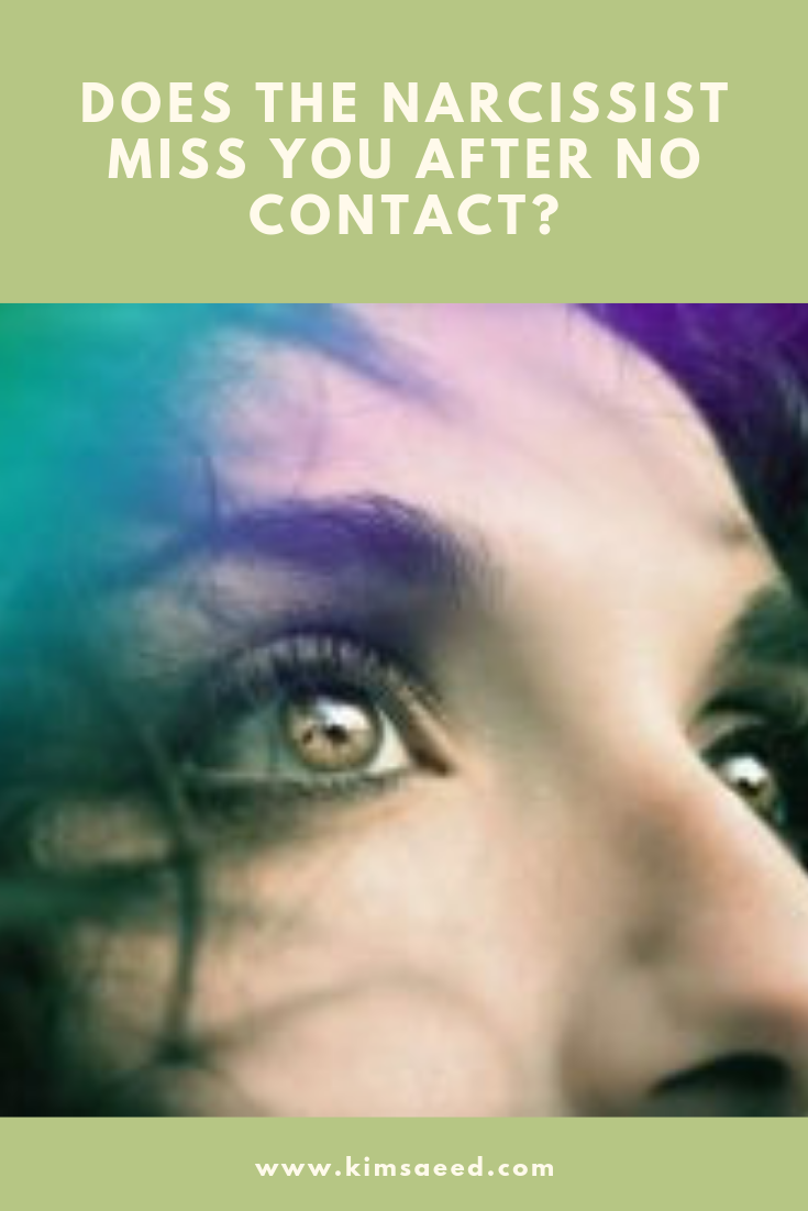 Does the Narcissist Miss You After No Contact | Codependency