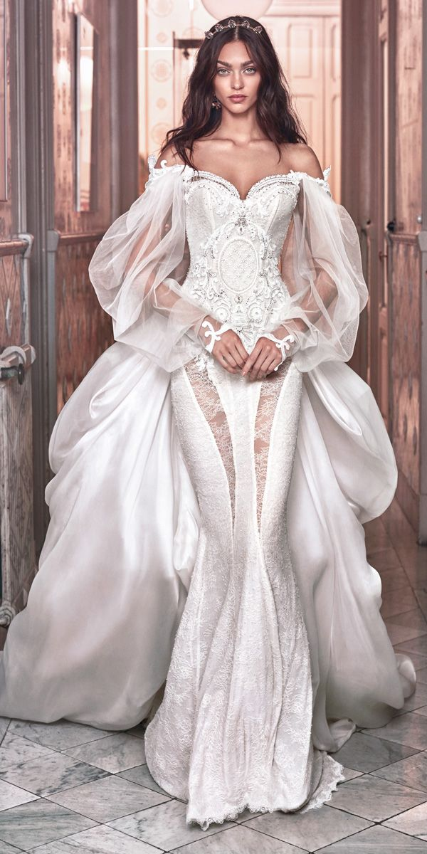 461c3e80227c Galia Lahav 2018 Wedding Dresses And 8211  Victorian Affinity Collection ❤  See more