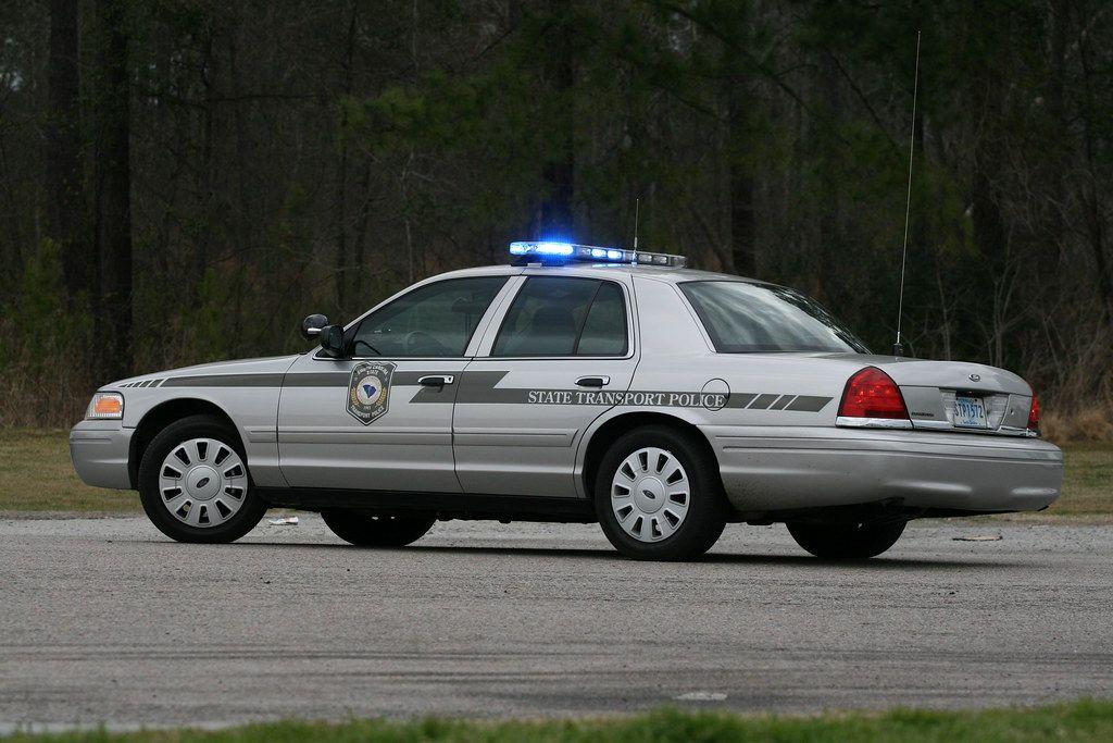 South Carolina State Transport Police Police Cars Police Police Decal