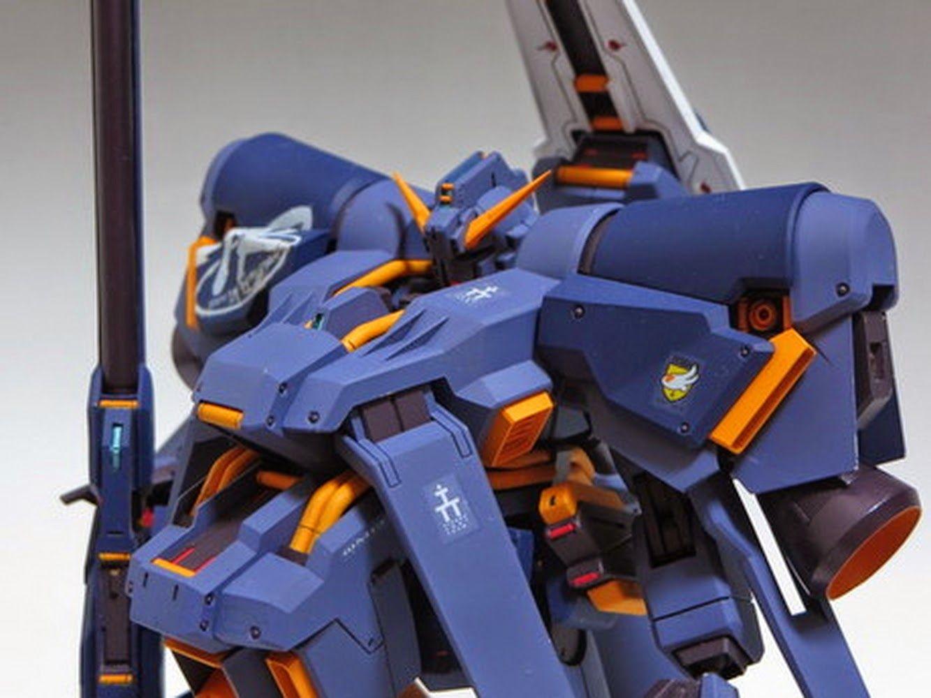 Custom Build 1/144 RX1211 Gundam TR1 [Hazel Custom] w