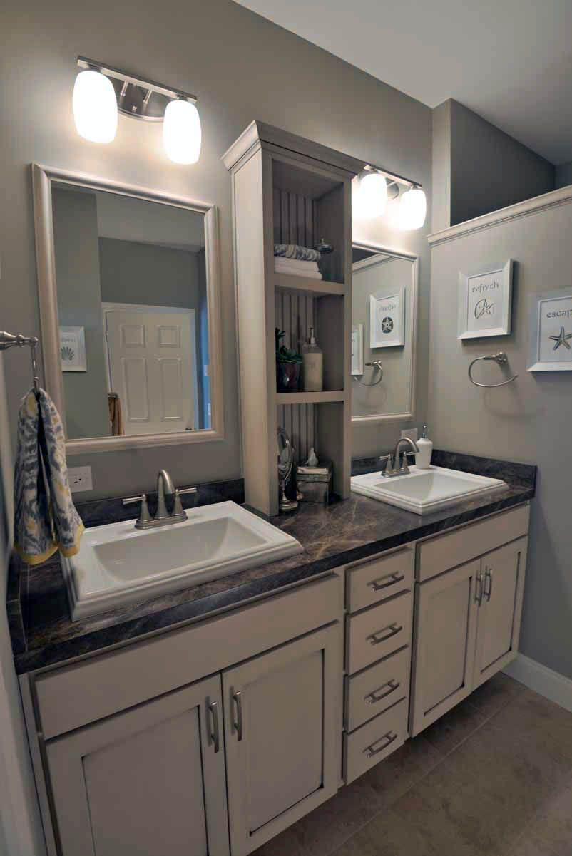 21 great shower room storage suggestions to handle all your clutter rh pinterest com
