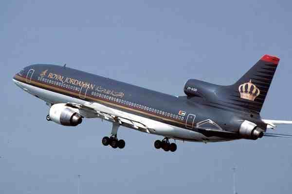 royal jordanian airlines flight schedule