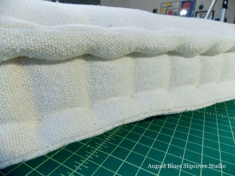 French Mattress Cushion Tutorial Caroline Parlor