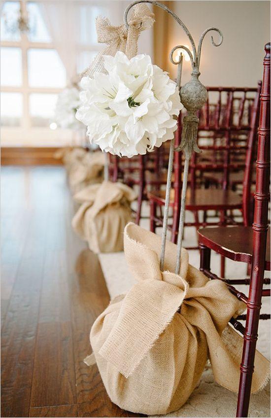 Blau und Elfenbein Shabby Chic Hochzeit   – Wedding Ceremony Ideas
