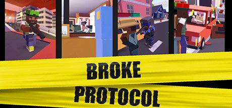 BROKE PROTOCOL: Online City RPG | Really Free take it before