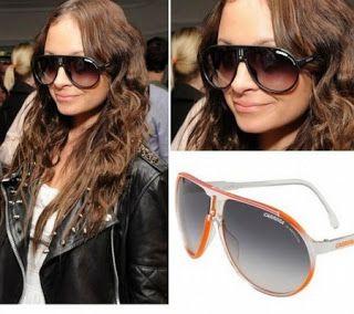 261c37c633db Nicole Richie wearing carrera sunglasses | Female Celebrities ...