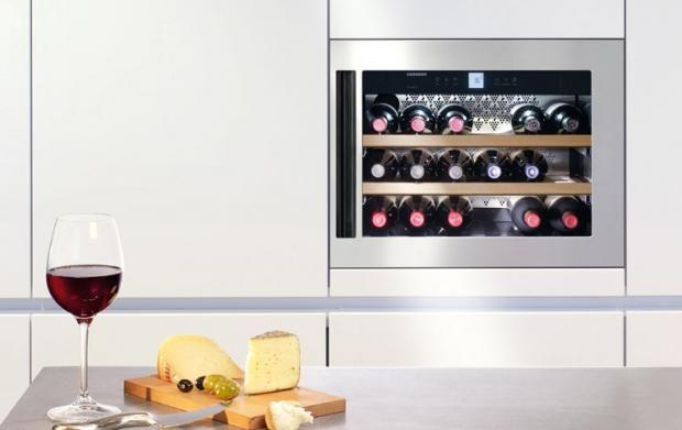 Küche Mehr Stauraum für Küchen Küche, Stauraum und kleine Hütten - küche mit weinkühlschrank
