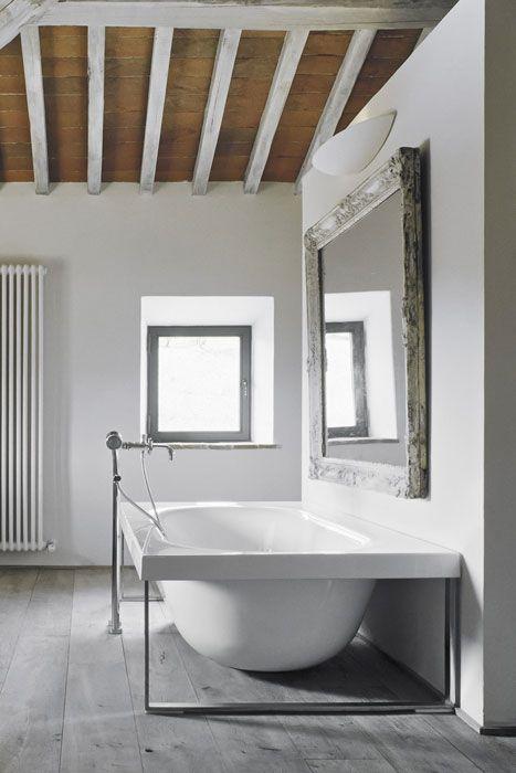 Die Wände im Badezimmer gestalten? Mit diesen Ideen rund ums ...