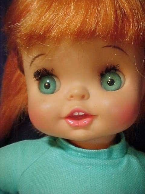 Dolls ~ Pixie Dixie Vintage Ideal doll 1967 Foam Body 16