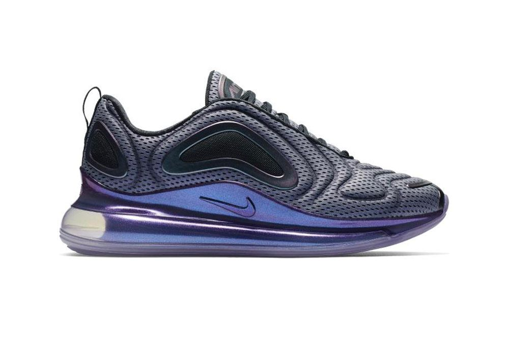 "16f24ea4d Retro-Future Nike Air Max 720 ""Aurora Borealis"" Set for Spring  19 ..."