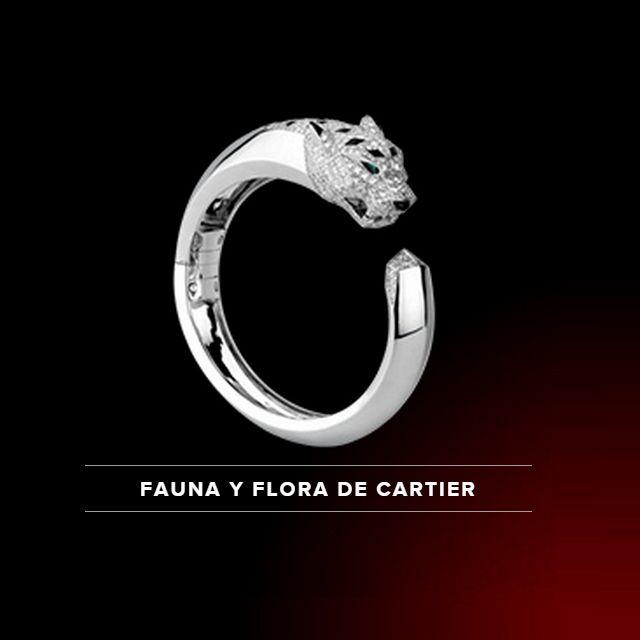 8b2dda05e39d Colección Fauna y Flora de Cartier