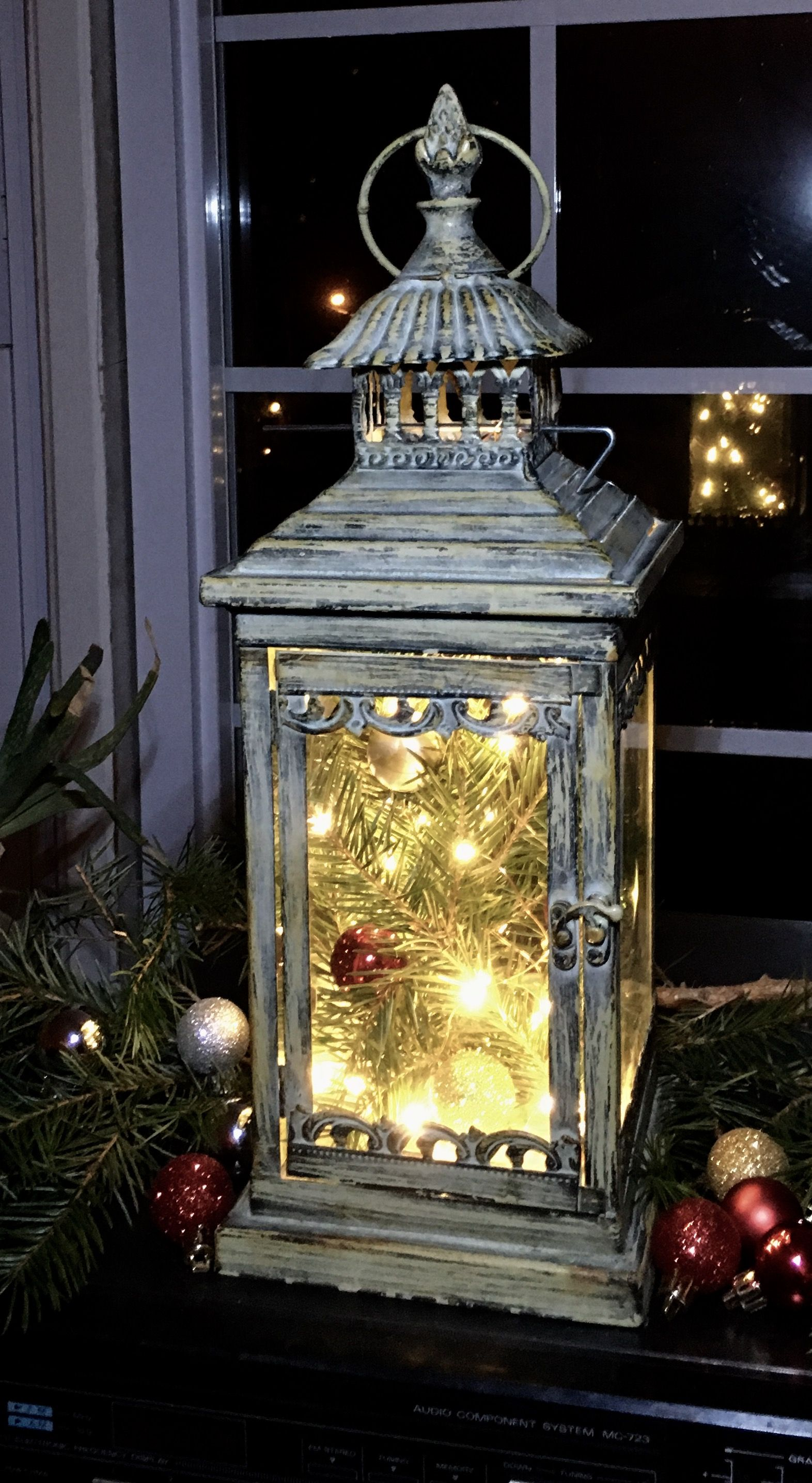 Operated Battery Lights Christmas Timer